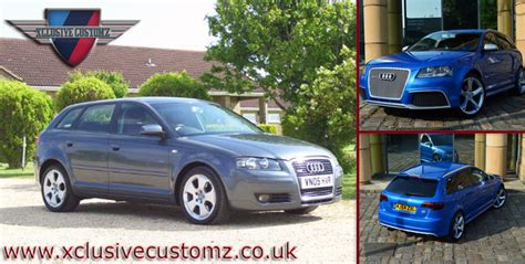 Audi A3 8p Facelift Conversion by Swapz