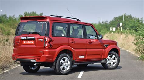 indian car mahindra mahindra scorpio price reviews pictures mileage in india