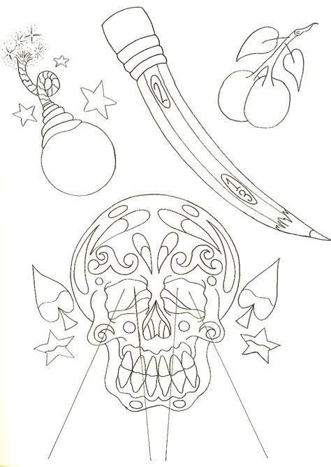 tattoo flash line art skull 171 line drawing 171 other 171 tattoo pictures tattoo design