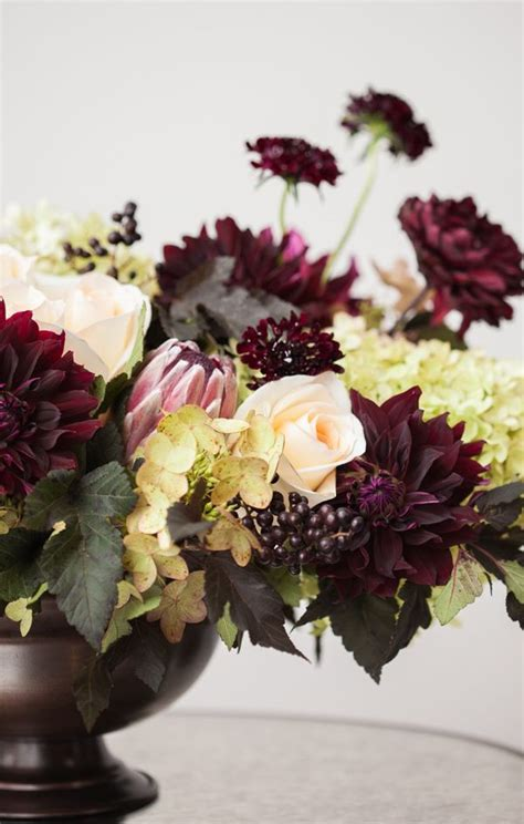 25 best ideas about winter floral arrangements on