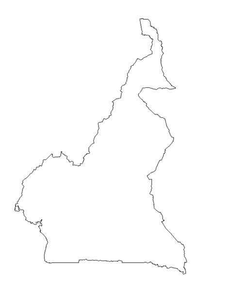 Informations et cartes sur le Cameroun - Atlas Monde