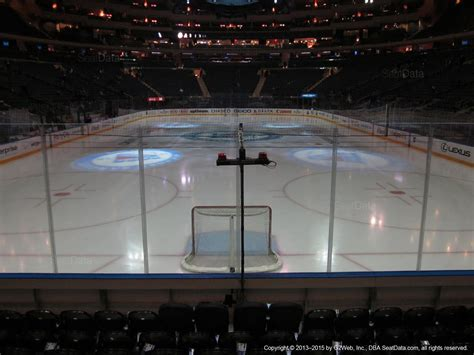 madison square garden sections madison square garden section 8 new york rangers
