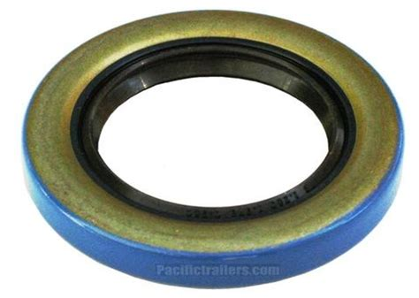 boat trailer wheel bearings and seals 12192tb grease seal for bt8 spindles 1 quot 1 1 16 quot bearings