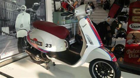 vesper martini racing vespa primavera brick7 motorcycle