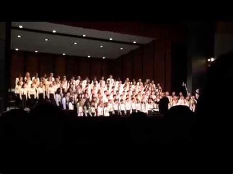 cmea bay section tambourica cmea bay section honor choir 2015 youtube