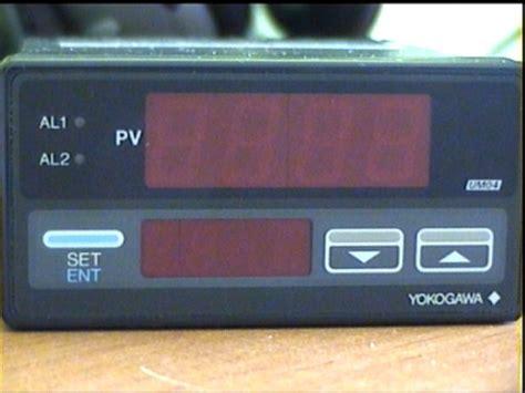 Regulator Yokogawa Um 04 Elektroda Pl
