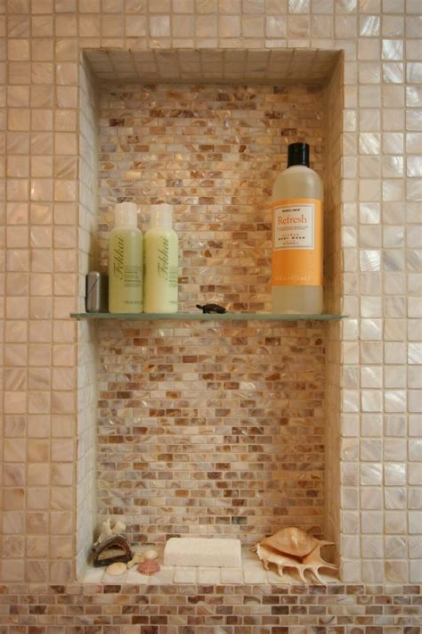 bathroom niche ideas when putting a shower niche in an existing wall 12 w x 24 h is a size it allows the niche