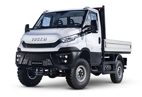 new auto iveco daily 4x4 iveco daily 4x4 arrives without auto