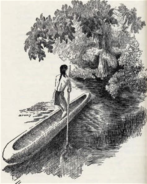 small boat used by the karankawa indians in texas thinglink