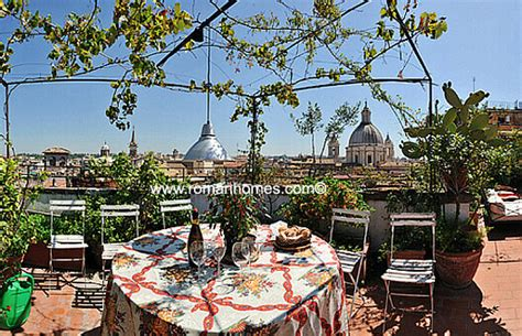 appartment rome rome navona elegant four bedroom four bathroom attic apartment with two terraces 360