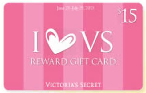 Where To Buy A Victoria Secret Gift Card - victoria s secret free 15 gift card with purchase i crave freebies