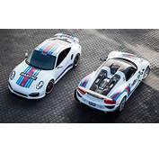 Martini Racing 918 Spyder  Champion Porsche The