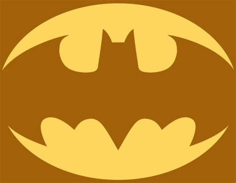 batman symbol pumpkin carving pattern pumpkin carving