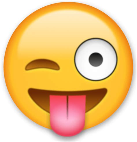 emoji wink how to draw emojis winking with tongue out face drawing