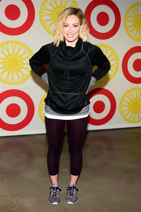 Event Proenza Schouler At Target Launch In Nyc Feb 2nd Feb 5th by Hilary Duff At Soulcycle X Target Launch Event In Nyc