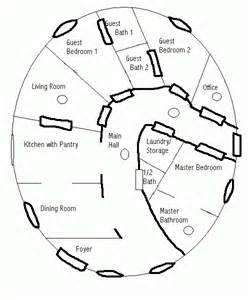 Hobbit Hole Floor Plan by Hobbit Hole Blueprints Submited Images