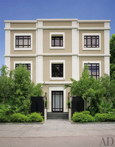 contemporary exterior by jean louis deniot in new delhi