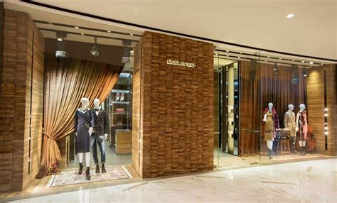 Dsquared Flagship Store In Milan by Dsquared2 Opens Boutique In Abu Dhabi