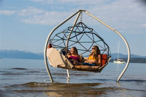 swing zone central suspended zome swinging beds from kodama zones