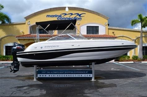 stardeck boat used 2004 starcraft stardeck 2210 aurora boat for sale in