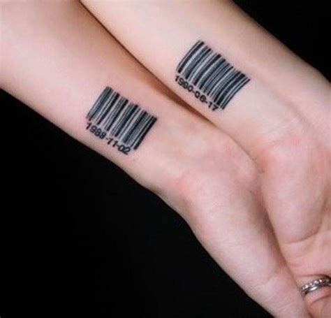 boy and girl best friend tattoos 15 awesome best friend tattoos rebelcircus