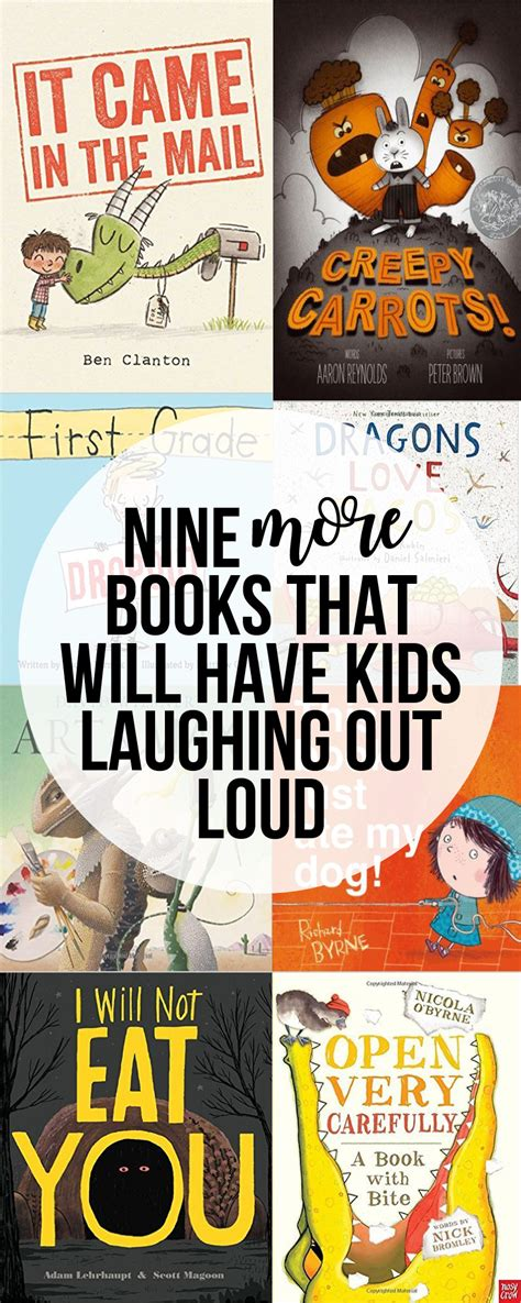 humorous picture books nine more picture books that will your