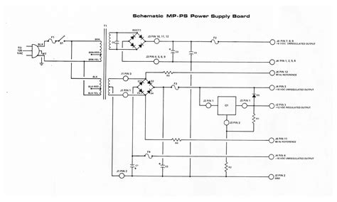 power supply wiring diagrams computer power supply wiring