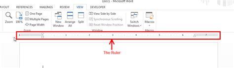 printable ruler ms word vertical ruler word images