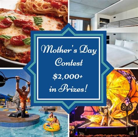 Mother Day Contests And Giveaways 2017 - mother s day contest 2 000 in prizes mile high mamas