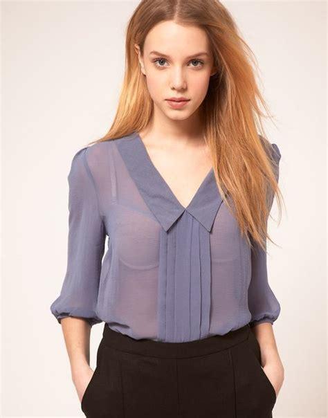 imagenes de blusas blancas juveniles blusas de moda