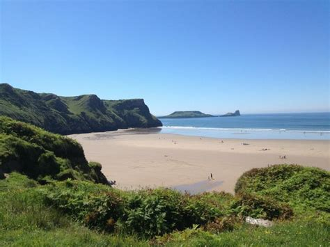Rhossili Bay To South Wales With Love A Travel Guide Rhossili Bay Cottages