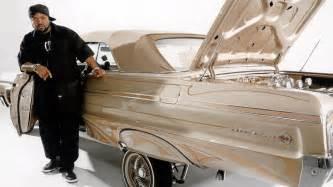 cube gangsta rapper rap hip hop lowrider chevrolet