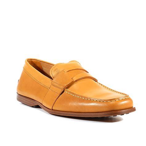 tods mens shoes italian mocassimo greca nuovo driver beige