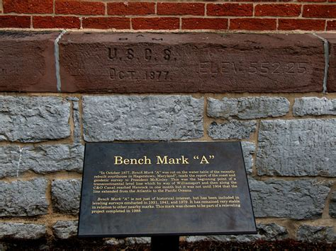 what are bench marks noaa 200th foundations leveling at the national geodetic