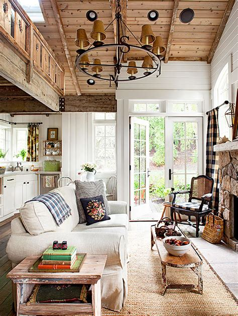 choose rustic interior design theme to stay close to sweetly rustic