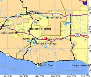agoura california map agoura california ca 91301 profile population