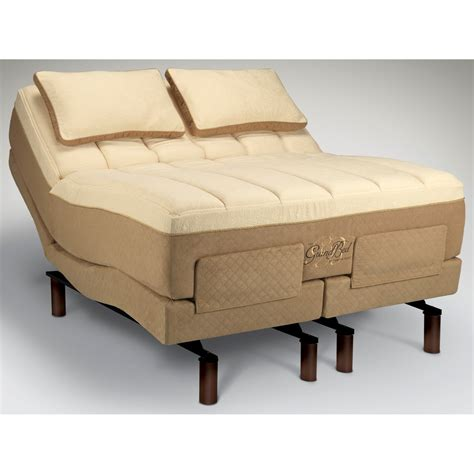 tempur pedic grand bed tempur pedic 174 the grandbed king medium soft mattress and