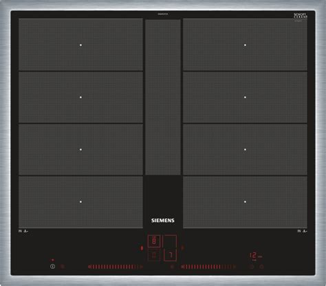 Induktionskochfeld Siemens 645 siemens ex 645 lyc 1 e autark 60 cm induktions kochstelle