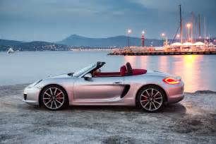 What Country Makes Porsche Porsche Boxster 718 2017 Vs Boxster 981 2012 What S New
