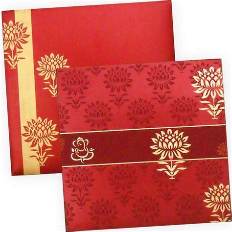 Hindu Wedding Card Designs