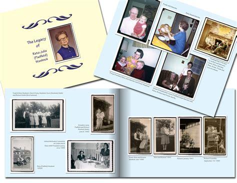 the grandmother legacies books s legacy photo book