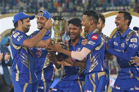 ipl mumbai team players ipl 2018 mi rohit sharma jasprit bumrah hardik pandya