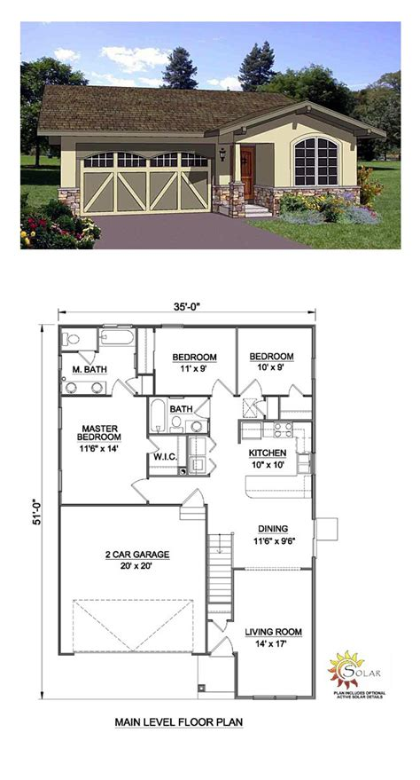 50 best southwest house plans images on floor