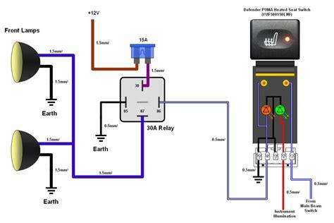 defender 110 wiring diagram wiring diagram