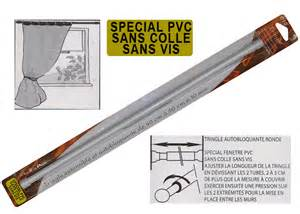 tringle rideau extensible fenetre pvc tringle rideau