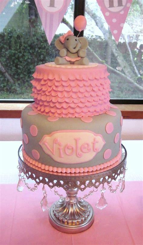 elephant high chair cake best 25 elephant birthday ideas on 1st