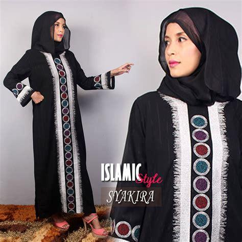 Maxi Syakira jual abaya syakira gamis arab style maxi dress gamis