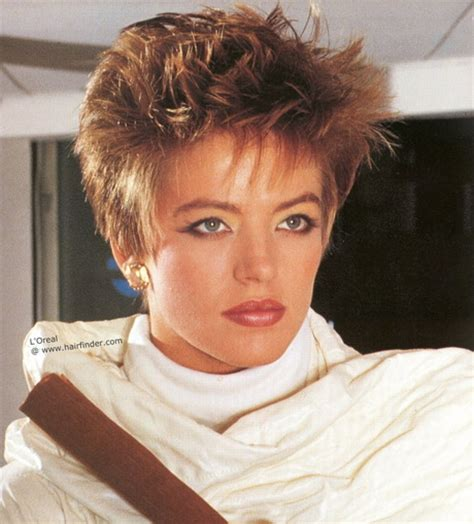 hair styles for wome in their 80s short hairstyles of the 80s short pixie haircuts