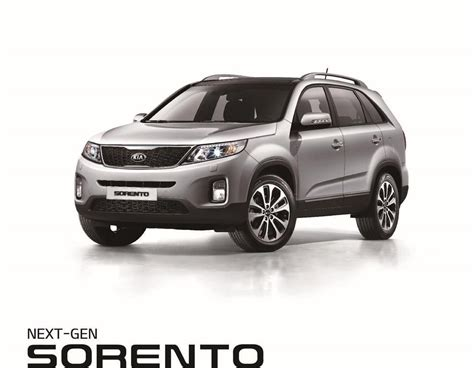 Kia Sorento 2013 Warranty Kia Sorento 2013 Introduced Before The Event
