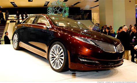 Latest Home Design Trends 2013 cool cars from the detroit auto show lincoln mkz concept
